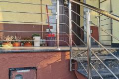 Balustrada Stal nierdzewna Schody Taras Balkon  (15)