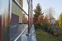 Balustrada Stal nierdzewna Schody Taras Balkon  (7)