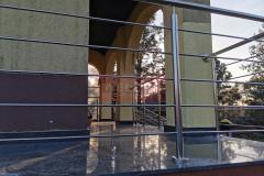 Balustrada Stal nierdzewna Schody Taras Balkon  (9)