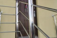 Balustrada ze stali nierdzewnej AISI 304 POLER Welder Balustrada Inox (16)