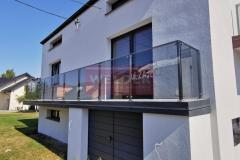 Balustrada-stal-nierdzewna-Szklo-VSG-Stainless-steel-Balustrade-with-glass-VSG-28
