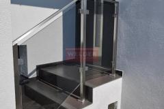 Balustrada-stal-nierdzewna-Szklo-VSG-Stainless-steel-Balustrade-with-glass-VSG-31