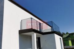 Balustrada-stal-nierdzewna-Szklo-VSG-Stainless-steel-Balustrade-with-glass-VSG-34